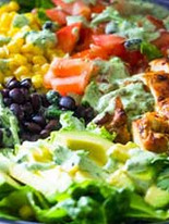 South of the Border Salad