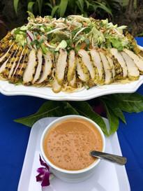 Signature Thai Chicken Salad w/ Peanut D