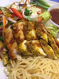 Signature Thai Salad