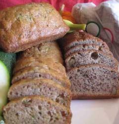 Zuchini Bread