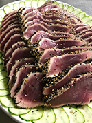 Seared Ahi Tuni