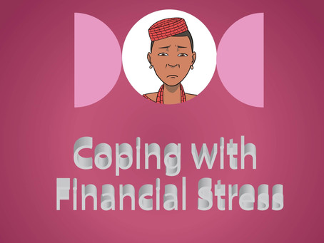 Coping with Financial Stress: What you can do.