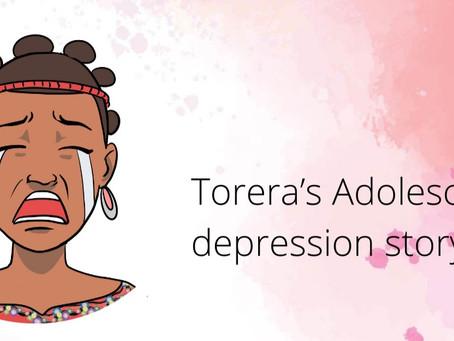 Torera's Adolescent Depression