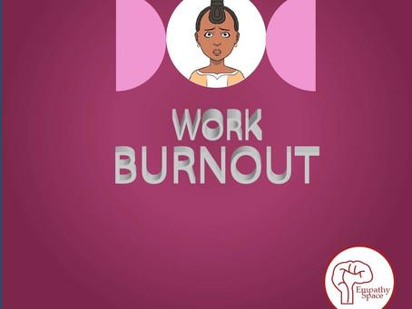 WORK BURNOUT