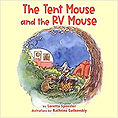 The Tent Mouse and the RV Mouse Book cov