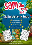 Sam the Speedy Sloth digital activity bo
