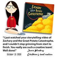 201010 Author Junia Zachary