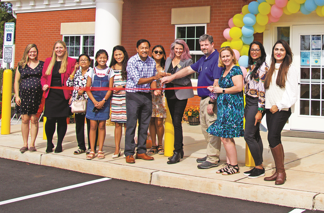 Sanjay Tuladhar Opens a Goddard School in Skillman
