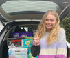 MHS Sophomore Helps Collect 250,000 Diapers by Mother's Day