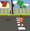 Pedestrian Safety Enforcement Operation
