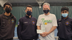 Nassau Tennis Club Supports Local Heroes