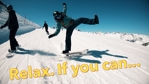 Tirol - Relax. If you can...