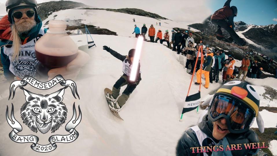 The Big Bang Slalom 2019