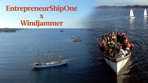 EntrepreneurShipOne x Windjammer