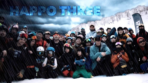 Happo Three #NoBag