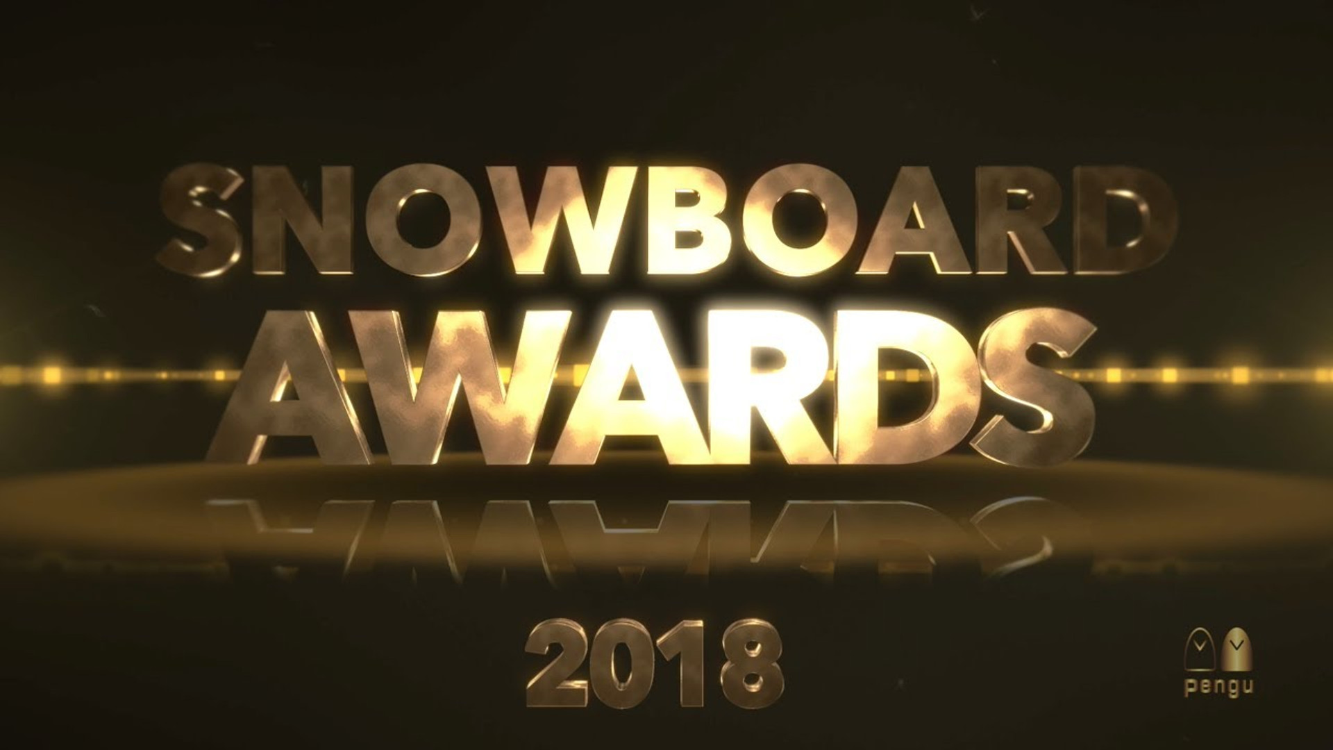 Snowboard Awards 2018