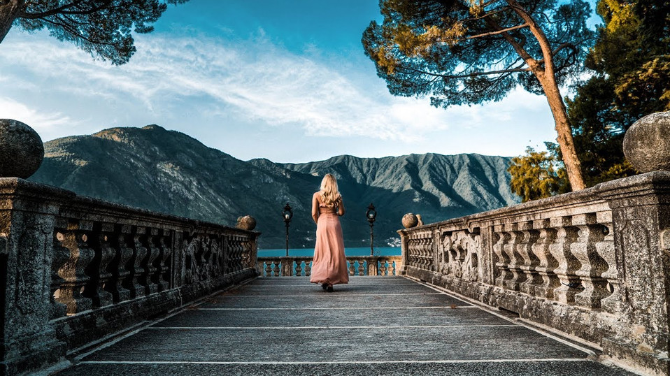I Took My Girlfriend To Italy