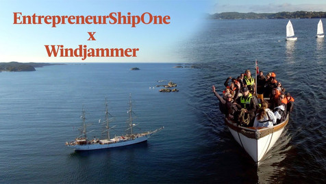 EntrepreneurShipOne x Windjammer