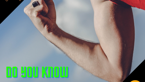 Do you know your upper body muscles? 💪