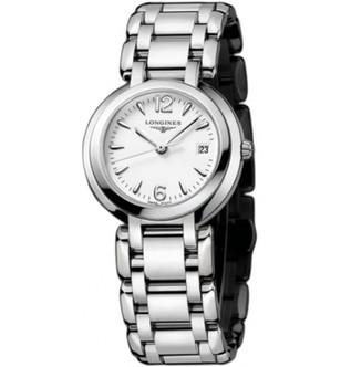 Longines PrimaLuna Quartz 30mm Reloj para dama