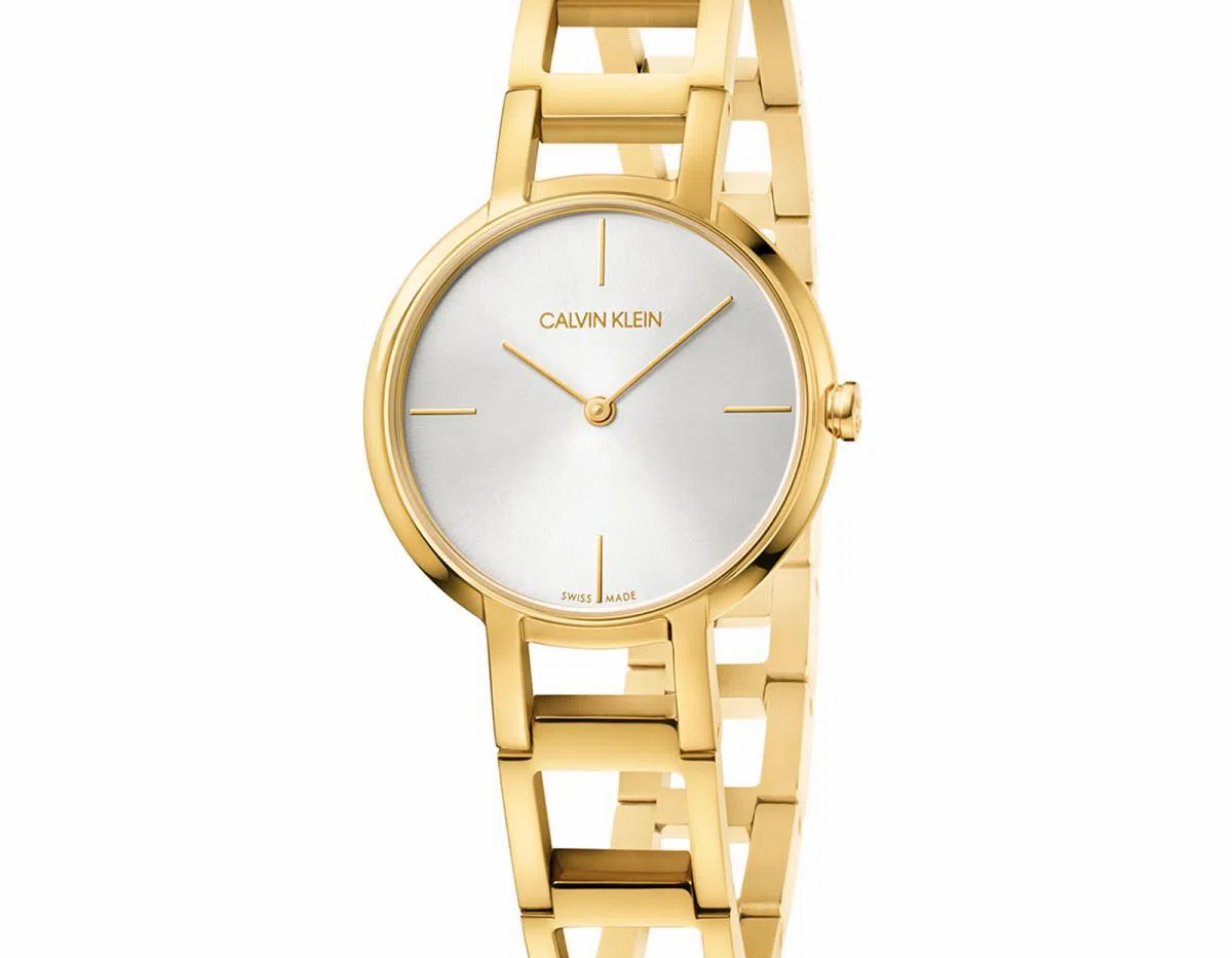 Reloj para mujer Cheers Dorado K8N23546
