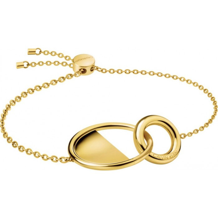 pulsera mujer joyas Calvin Klein Locked KJ8GJB100100