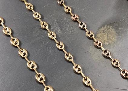 Pulsera Oro 18k Boton Gucci