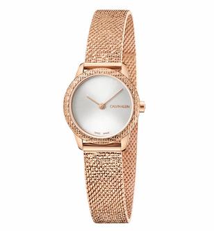 Reloj para Mujer Minimal Quartz Silver Dial Ladies K3M23U26