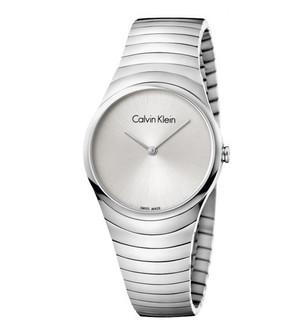 Reloj para Mujer Whirl Plateado K8A23146