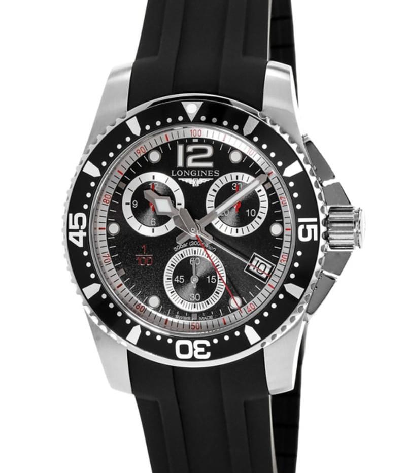 Longines HydroConquest Quartz Chrono 41mm Reloj para hombre