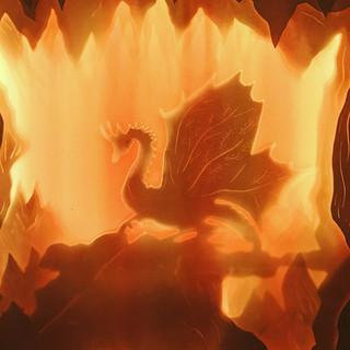 """Norbert le Dragon"" - 02.2018"
