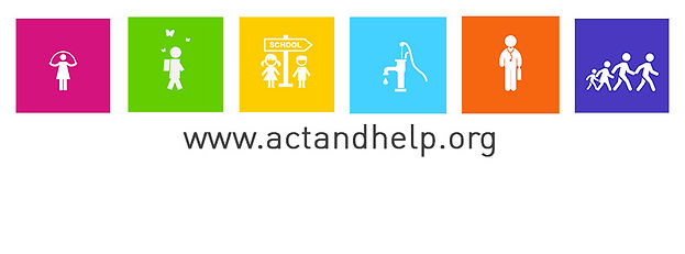 Act & Help, enfants inde, association humanitaire, Justine Pascal