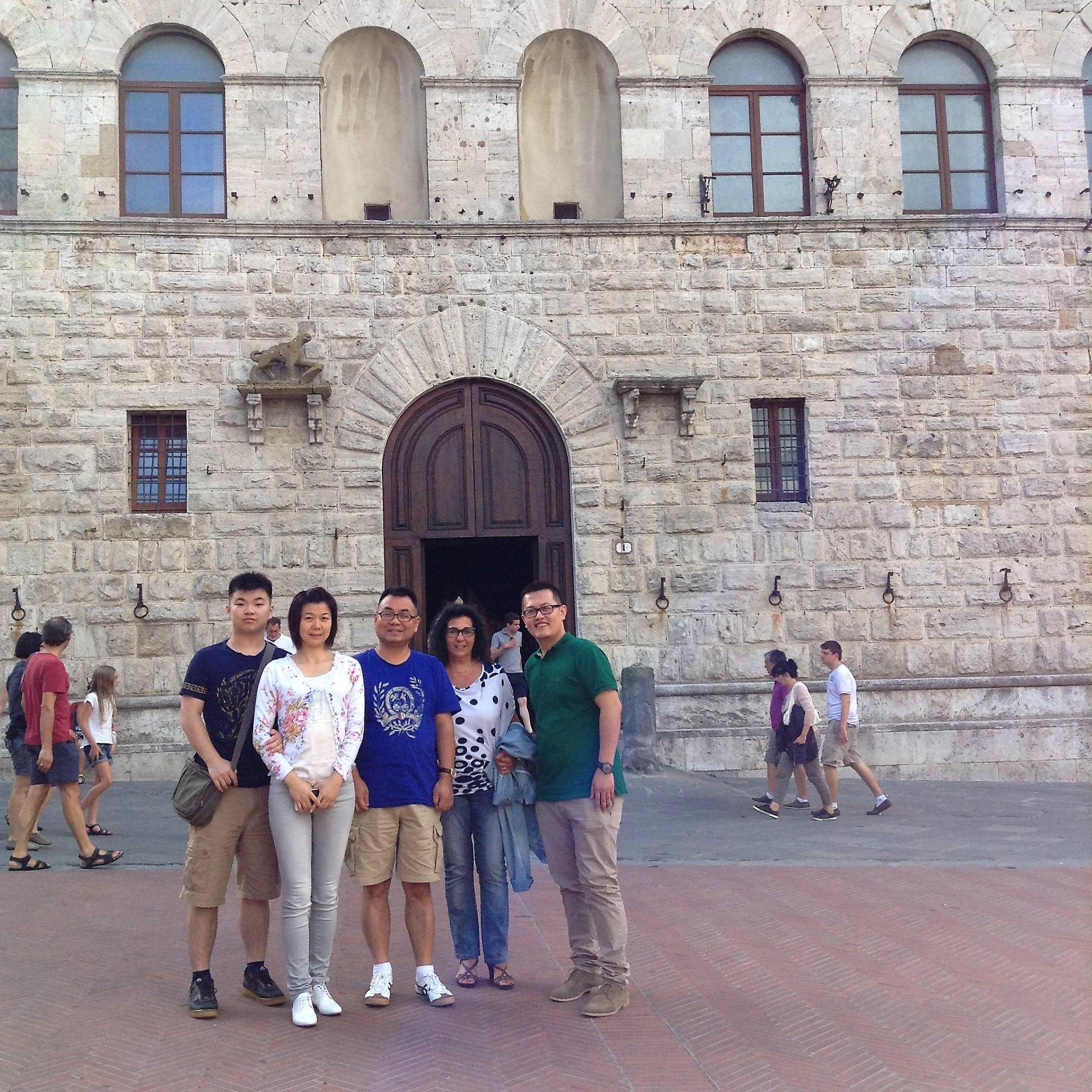 Importatori Cinesi (Montepulciano)