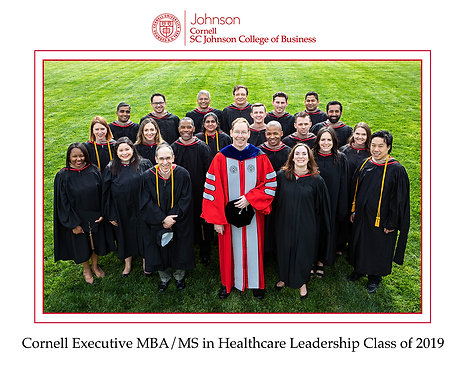 Healthcare MBA/MS 2019