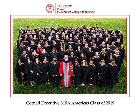 Executive MBA Americas 2019