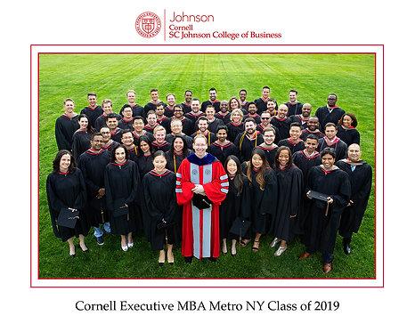 Executive MBA Metro NY 2019