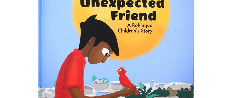 The Unexpected Friend: A Rohingya Children's Story (ENGLISH)