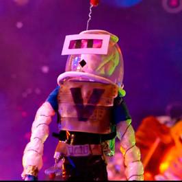 MUSIC VIDEO - CAPTAIN FUTURO