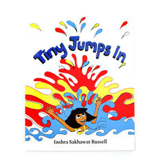 Tiny Jumps In Picturebook