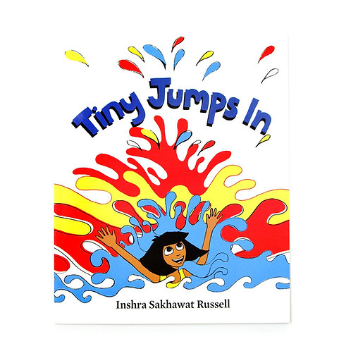 Tiny Jumps In - English Paperback