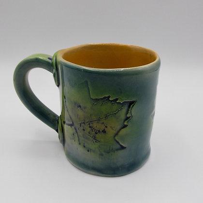 Short Mug - Green