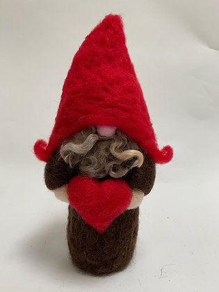 Gnome with a heart