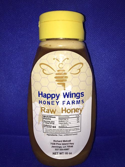 1/2 Pint of Creamed Honey