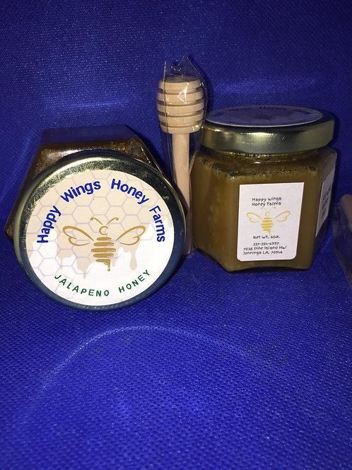 Jalapeno Specialty Honey