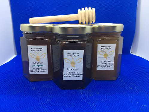 Specialty Honey Variety Pack