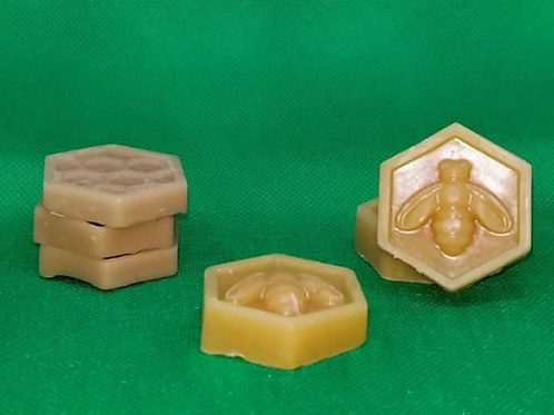 Beeswax Medallions