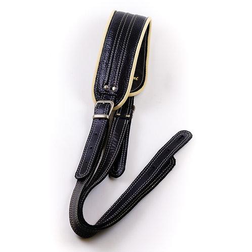 Classic retro black strap