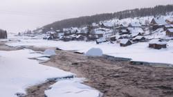 Деревня Умбра