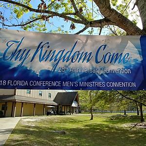 25th Anniversary Men's Convention