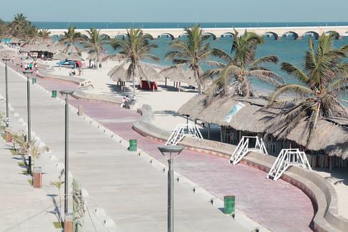malecon-de-progreso-yucatan-beach-ocean-mayan-gypsy-vacation-mexico-blue-waters-white-sand